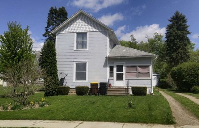 Single Family Home For Sale: 119 N Union St