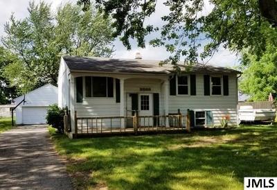 Single Family Home For Sale: 5668 Juniper Dr