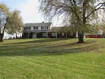 Single Family Home For Sale: 6655 Rives Junction Rd
