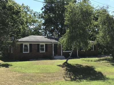 Jackson MI Single Family Home Contingent - Financing: $139,900