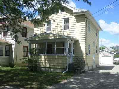 Jackson MI Single Family Home For Sale: $28,000