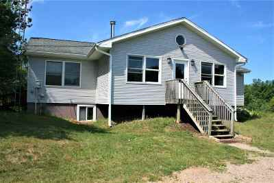 Jackson County, Lenawee County, Hillsdale County Single Family Home For Sale: 12220 Sutfin Rd
