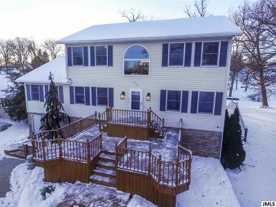 Horton MI Single Family Home For Sale: $349,900