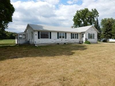 Single Family Home For Sale: 9024 Bunkerhill Rd