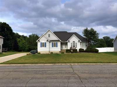 Single Family Home For Sale: 4881 Jacobson Dr