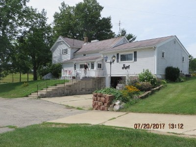 Manchester MI Single Family Home For Sale: $249,900