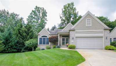 Single Family Home For Sale: 2100 Lake Wood Dr