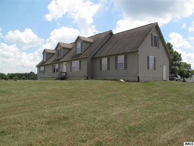 Jackson MI Single Family Home For Sale: $254,900