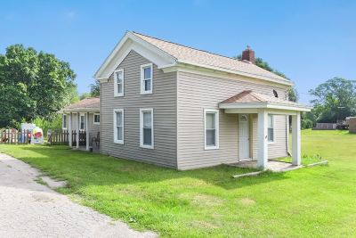 Single Family Home Contingent - Financing: 5688 Brooklyn Rd