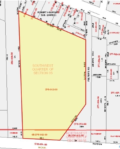 Jackson County Commercial Lots & Land For Sale: Felters Rd