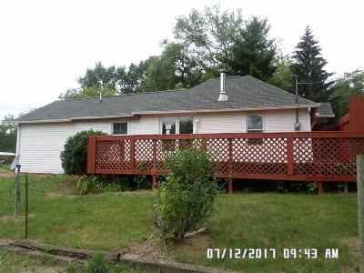 Single Family Home For Sale: 2484 Hawkins Rd