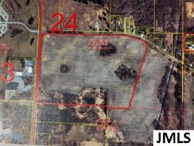 Jackson MI Residential Lots & Land For Sale: $1,900,000