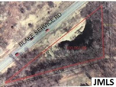 Jackson County Commercial Lots & Land For Sale: Lot E 0 Blake Rd