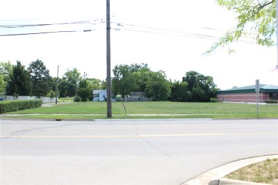 Jackson County Commercial Lots & Land For Sale: 1015 W Ganson
