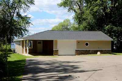 Single Family Home For Sale: 1960 Ackerson Lake Rd