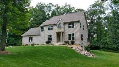 Horton MI Single Family Home For Sale: $337,900