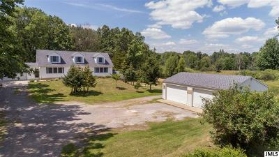 Jackson Single Family Home For Sale: 6801 Ackerson Lake Rd