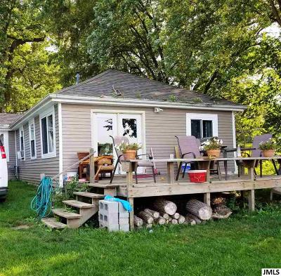Jackson County, Hillsdale County, Lenawee County, Washtenaw County Single Family Home For Sale: 1100 Cowing Gr