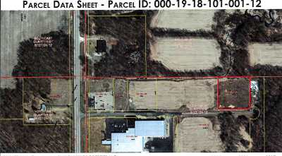 Jackson County Commercial Lots & Land For Sale: V/L S Meridian Rd