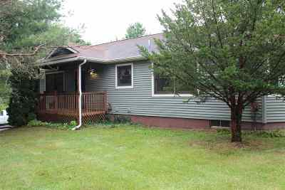 Jackson County, Hillsdale County, Lenawee County, Washtenaw County Single Family Home For Sale: 4141 Brooklyn Rd