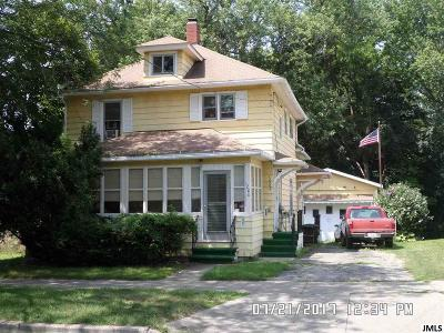 Multi Family Home For Sale: 1220 S Jackson St