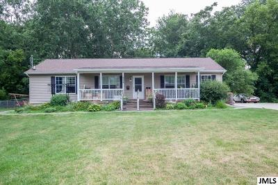 Jackson MI Single Family Home For Sale: $119,900