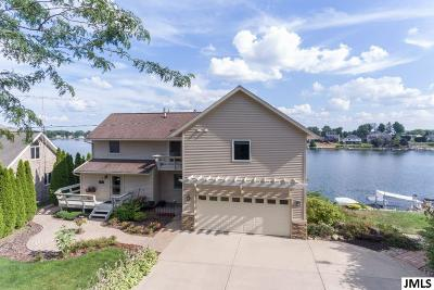 Cement City MI Single Family Home Contingent - Financing: $354,900