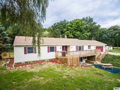 Single Family Home For Sale: 4474 Haynes Rd