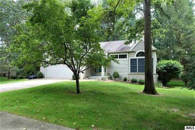 Single Family Home For Sale: 2140 Lake Wood Dr