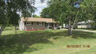 Jackson MI Single Family Home For Sale: $99,900