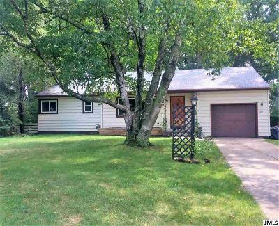 Jackson MI Single Family Home For Sale: $99,999