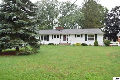 Jackson MI Single Family Home For Sale: $149,900