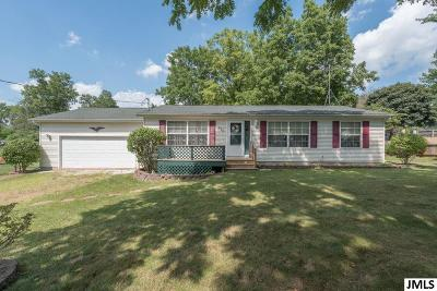 Single Family Home Contingent - Financing: 220 E Clark