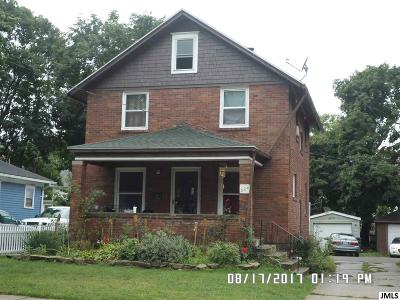 Single Family Home For Sale: 224 N Webster St
