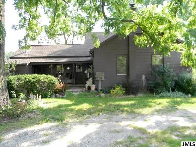 Single Family Home For Sale: 10460 Territorial Rd