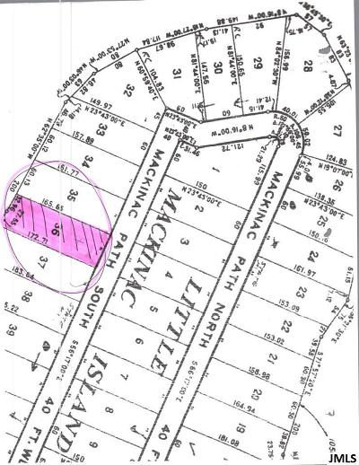 Residential Lots & Land For Sale: Lot 36 Mackinac Path