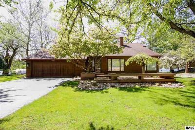 Single Family Home For Sale: 4420 Merriman Rd