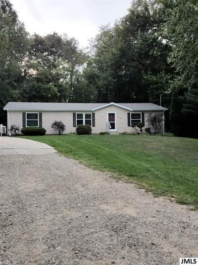 Single Family Home For Sale: 314 Woodland Ave