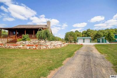 Single Family Home For Sale: 5895 Rogers Rd