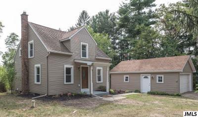 Clarklake Single Family Home Contingent - Financing: 3321 Blue Ridge Rd