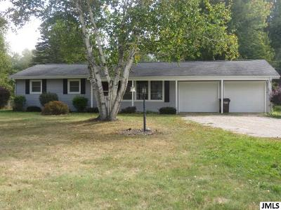 Single Family Home Contingent - Financing: 2171 S Dearing Rd