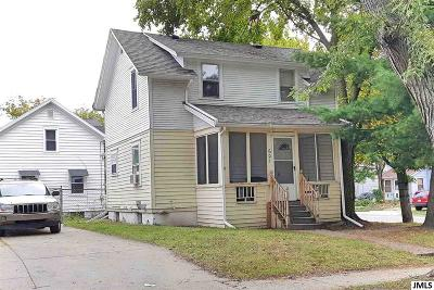 Single Family Home For Sale: 601 Seymour Ave