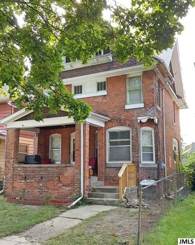Single Family Home For Sale: 1034 First St