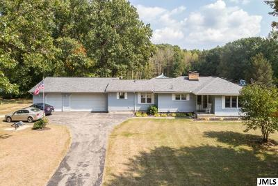 Single Family Home For Sale: 4459 Springbrook Rd