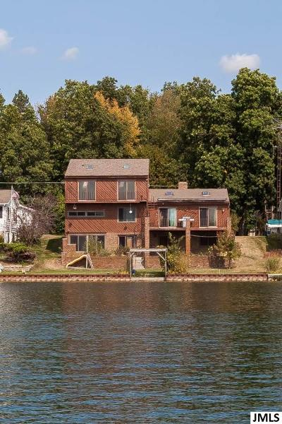 Single Family Home For Sale: 11731 S Lakeside Dr