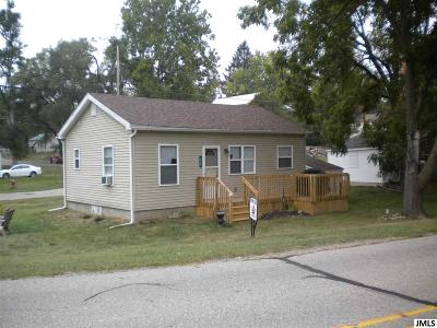 Single Family Home For Sale: 418 S Main St