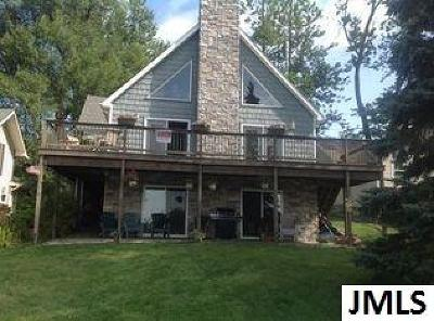 Osseo MI Single Family Home For Sale: $299,900