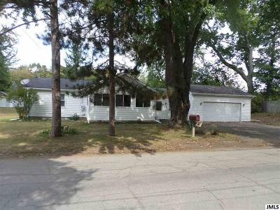 Single Family Home For Sale: 930 Grant