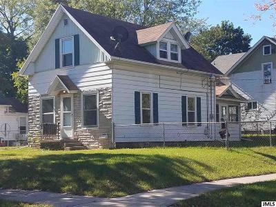 Jackson Single Family Home For Sale: 1502 Woodbridge St