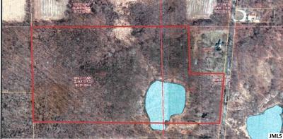 Parma MI Residential Lots & Land For Sale: $159,900